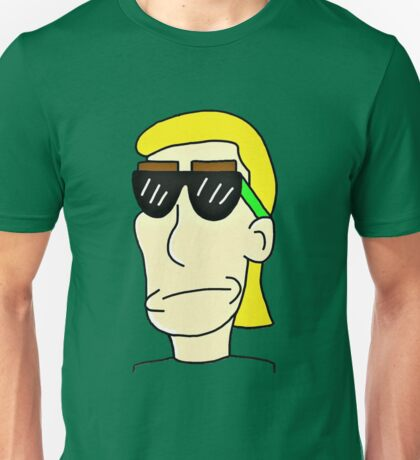 The Surfer Dude Unisex T-Shirt