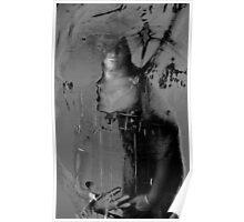 Abstract Mona Poster
