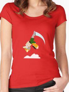 Fox Upsmash Women's Fitted Scoop T-Shirt