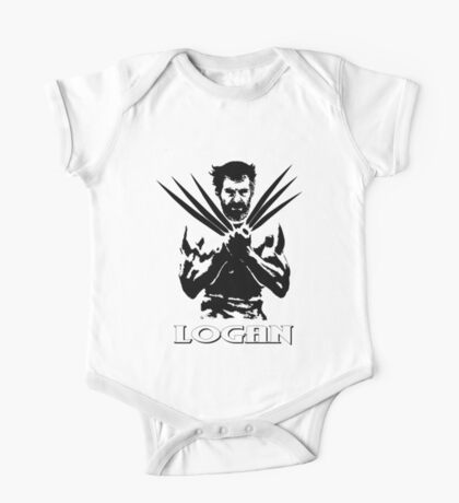 Old Logan (Wolverine) 2017 (white) One Piece - Short Sleeve