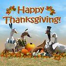 Happy Thanksgiving! by Gravityx9