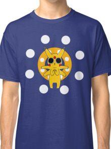 Pikachu's Trip - one circle Classic T-Shirt