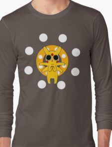 Pikachu's Trip - one circle Long Sleeve T-Shirt