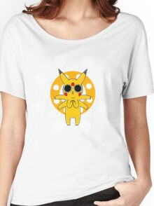 Pikachu's Trip - one circle Women's Relaxed Fit T-Shirt