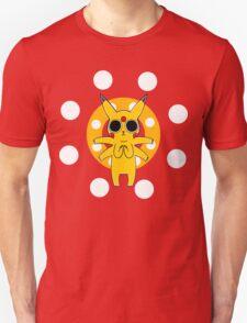 Pikachu's Trip - one circle T-Shirt