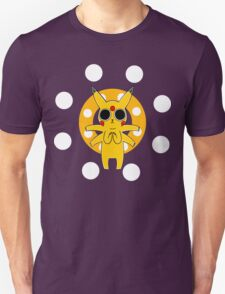 Pikachu's Trip - one circle T-Shirt