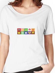 Smash 64 Emblems Women's Relaxed Fit T-Shirt