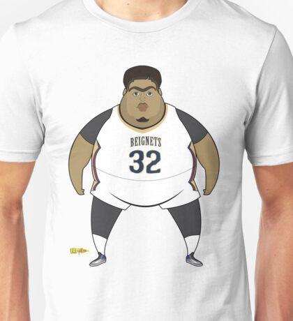Brow-Beignets  Unisex T-Shirt