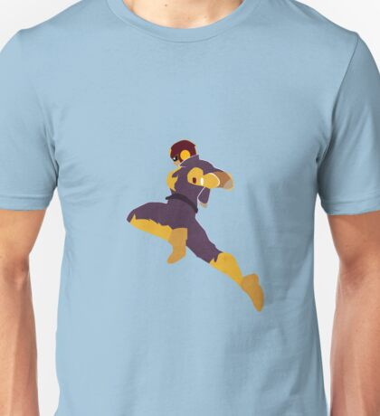 Captain Falcon Knee Unisex T-Shirt