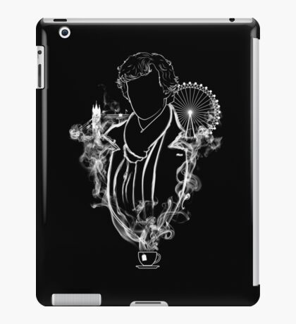My Baker Street Boy iPad Case/Skin