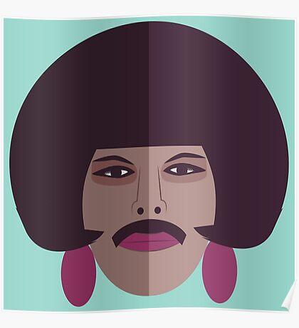 Housewife Freddie! Poster