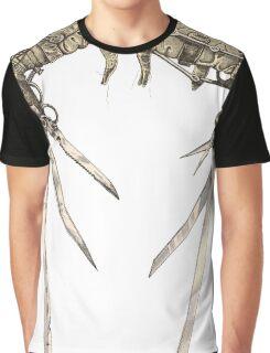 Scissorhands - Sepia   Graphic T-Shirt