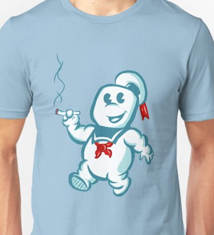 Stay Puft Puff Unisex T-Shirt