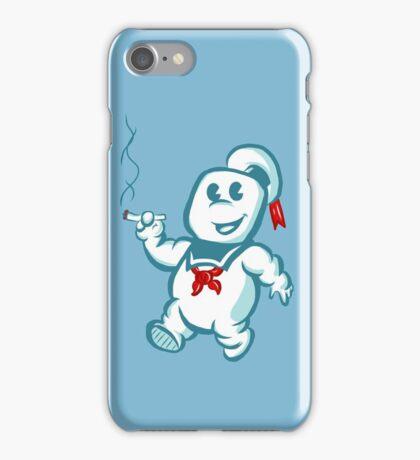 Stay Puft Puff iPhone Case/Skin