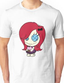 Scary Doll Unisex T-Shirt