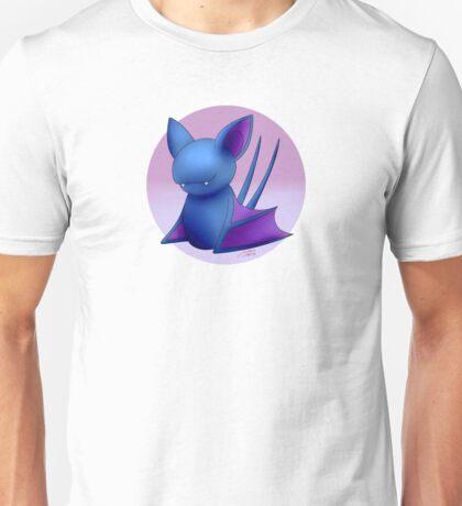 041 - Female Bat Monster Unisex T-Shirt