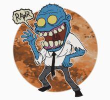 Frisky Blue Zombie Kids Clothes