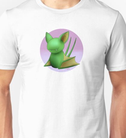 041 - Shiny Female Bat Monster Unisex T-Shirt