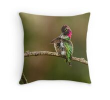 ITCHY SPOT Throw Pillow