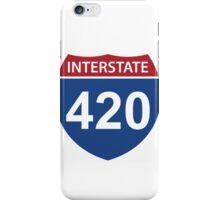 Interstate 420 iPhone Case/Skin