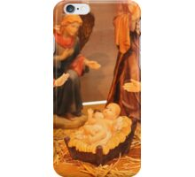 Church Nativity 2 iPhone Case/Skin
