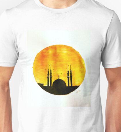 A Sunset at Kazan Russia Unisex T-Shirt