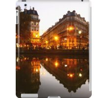River reflections iPad Case/Skin