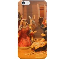 Church Nativity 3 iPhone Case/Skin