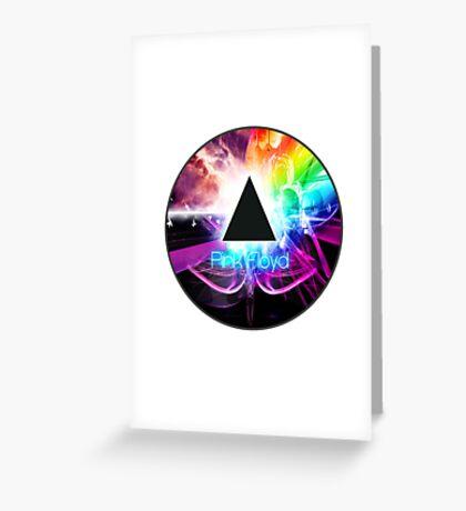 Legend Pink Floyd Greeting Card