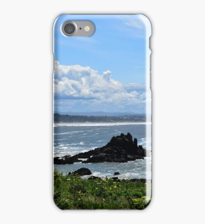 Yaquina Head Outstanding Natural Area iPhone Case/Skin