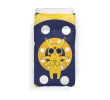 Pikachu's Trip - two circles Duvet Cover