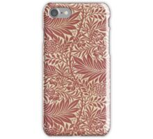 Vintage william Morris art iPhone Case/Skin