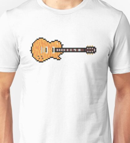 Rock Battle Gibbons Le Spaul Guitar Unisex T-Shirt