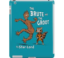 The Brute and The Groot iPad Case/Skin