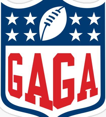 GAGA Sticker