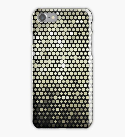 dotted galaxy iPhone Case/Skin