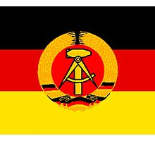East Germany Flag by kwg2200