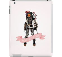 Fight Like A Girl: Big Sister iPad Case/Skin