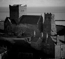 Dover Castle Chapel by Ron Griggs