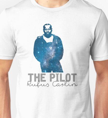 Rufus Carlin -- The Pilot Unisex T-Shirt