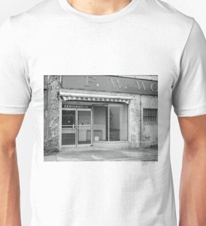 Please Use Front Entrance Unisex T-Shirt