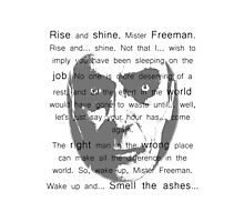 Gman | Rise and shine... Photographic Print