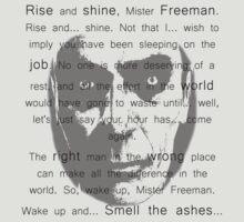 Gman | Rise and shine... T-Shirt