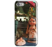 Mexican Window Nativity iPhone Case/Skin