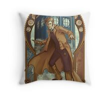 Physicker Whom Throw Pillow