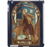 Physicker Whom iPad Case/Skin