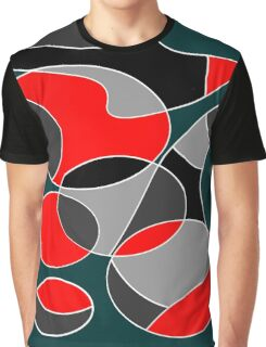 Abstract #676 Graphic T-Shirt