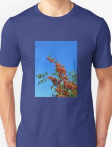 Reach for the sky! Profusion of Berries Unisex T-Shirt