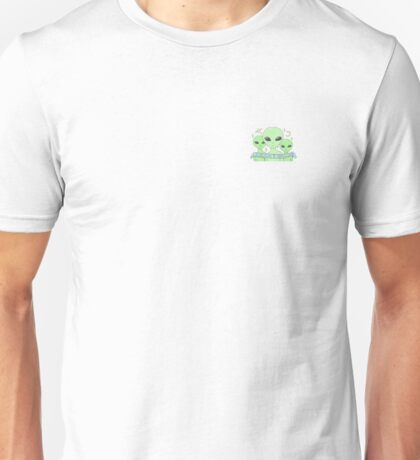 Allergic To Humans Unisex T-Shirt