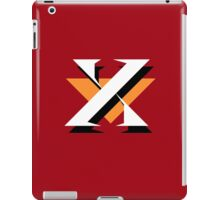 Mr. X (Dr. Wily) Logo iPad Case/Skin